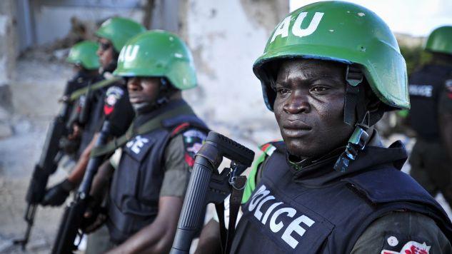 Nigeryjska policja starła się z separatystami (fot. flickr.com/ AMISOM Public Information)