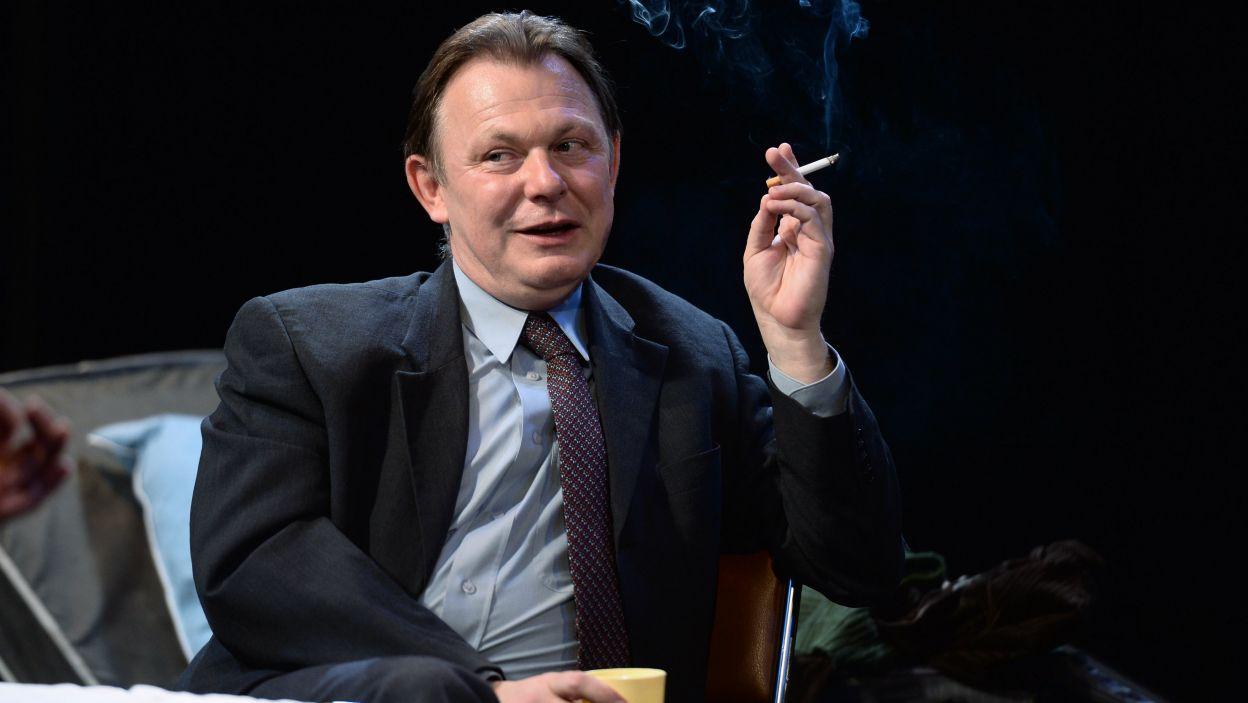 AA (Szymon Kuśmider) jest intelektualistą (fot. Jan Bogacz/TVP)