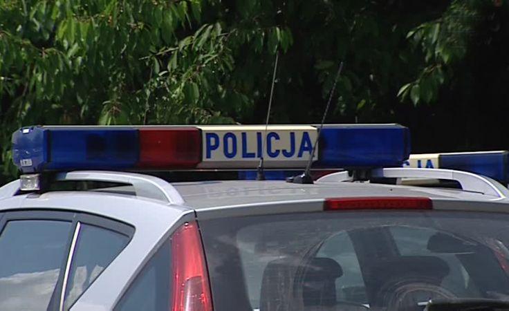 Motorowerzysta zginął w zderzeniu z busem wiozącym dzieci (fot. arch. TVP Kraków)