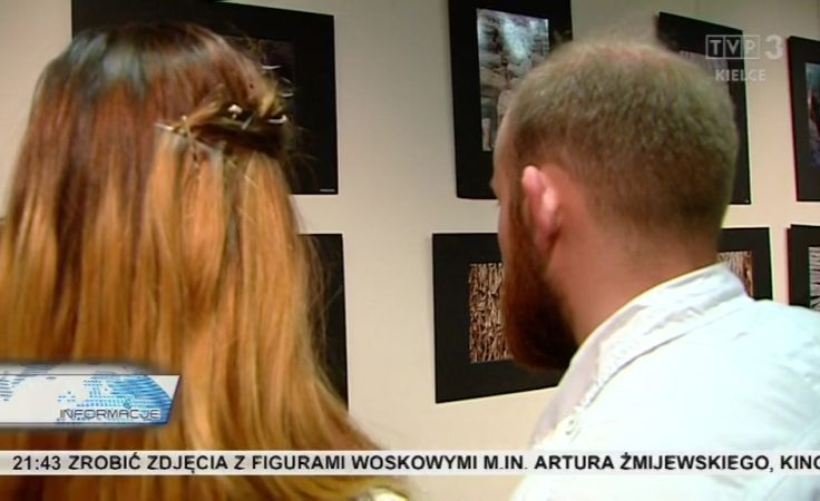 Wystawa fotografii Leszka Mądzika