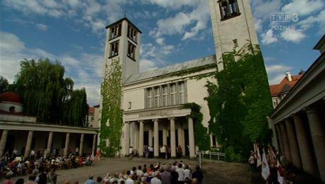 Msza św.W intencji Ofiar Czerwca'56
