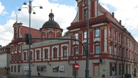Zakład Narodowy im. Ossolińskich we Wrocławiu  (fot. Wikimedia Commons/Michał460 )