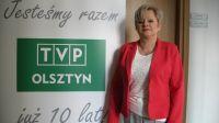 Bożena Puszkiewicz, dyrektor Warmińsko – Mazurskiego Ośrodka Adopcyjnego