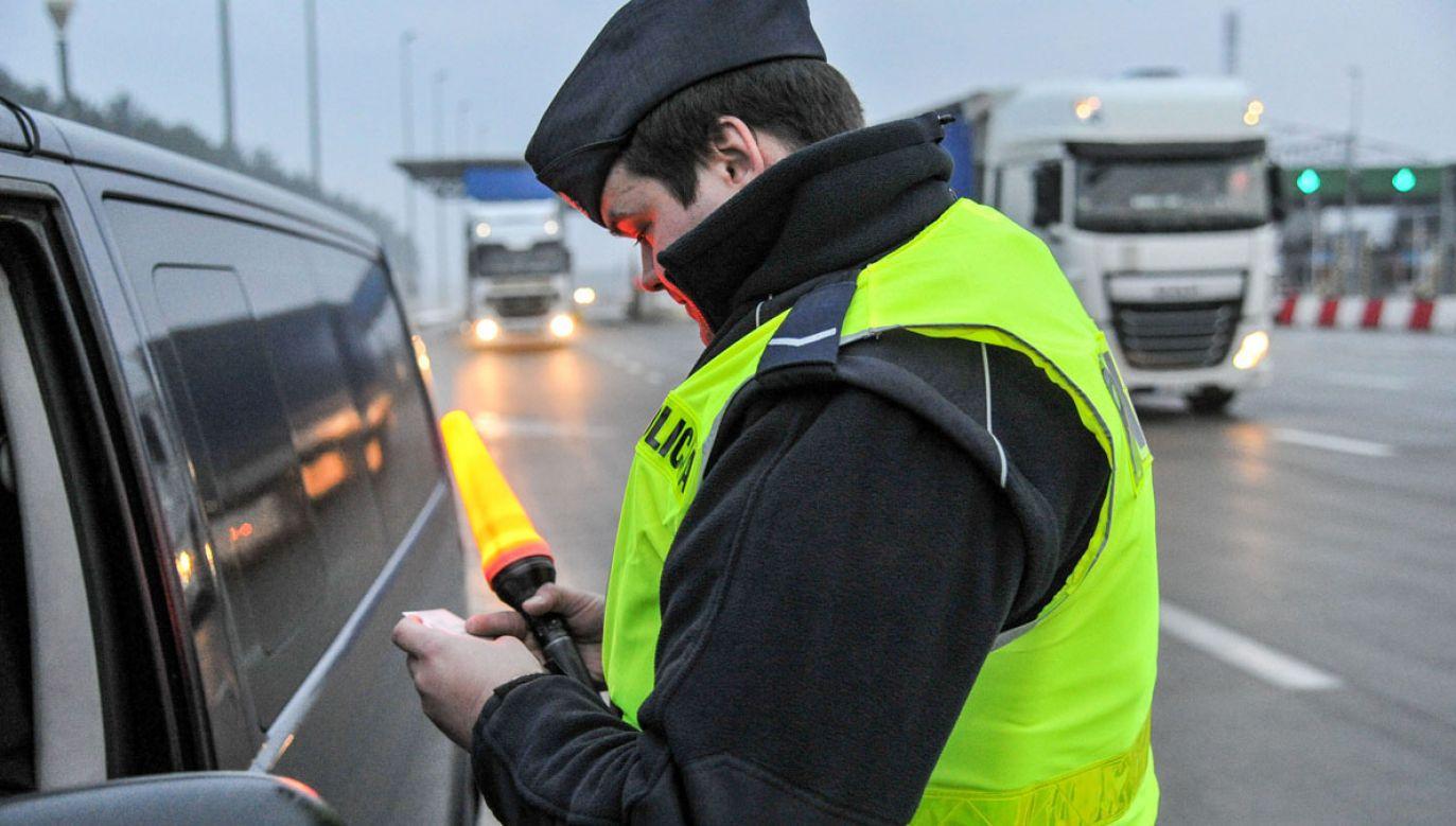 Lubuscy policjanci mieli w miniony weekend pełne ręce roboty (fot. Policja)