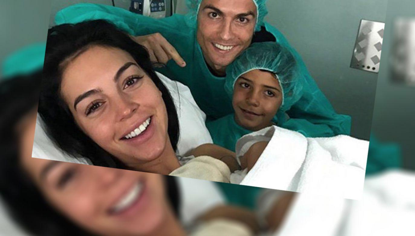 Poprzednie dzieci Portugalczyka urodziły matki zastępcze tzw. surogatki (fot. Twitter)
