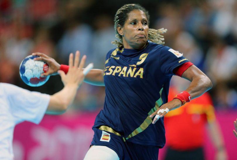 W meczu o 3. miejsce Hiszpanki pokonały po dwóch dogrywkach Koreanki (fot.PAP)