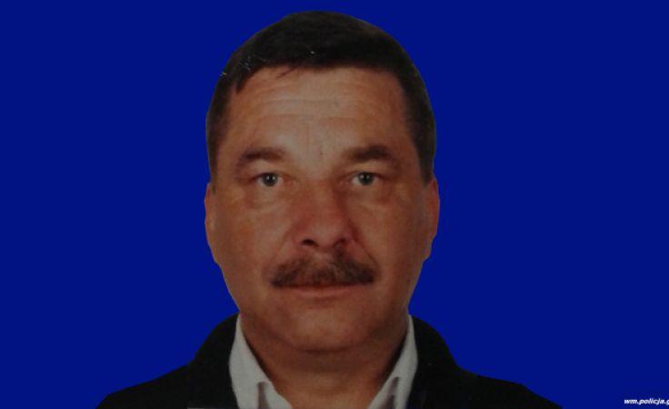 Zaginiony to 52-letni Sławomir Jakubczel