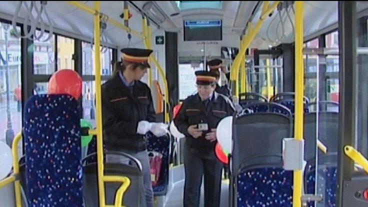 W wałbrzyskich autobusach znów będą jeździć konduktorzy