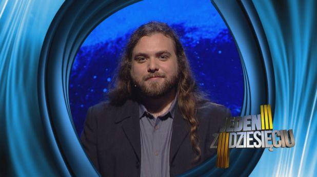 Mateusz Jewczuk - zwycięzca 12 odcinka 107 edcyji