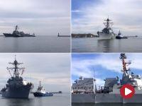 Amerykański superniszczyciel zawinął do Gdyni
