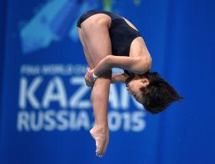 MŚ: Koreanka najlepsza w skokach z wieży 10 m