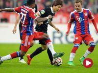 Bayern bez kropli potu. Gikiewicz robił, co mógł