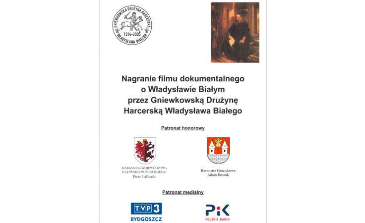 Nagranie filmu dokumentalnego o Władysławie Białym