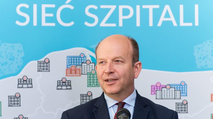 Konstanty Radziwiłł  (fot. PAP/Maciej Kulczyński)