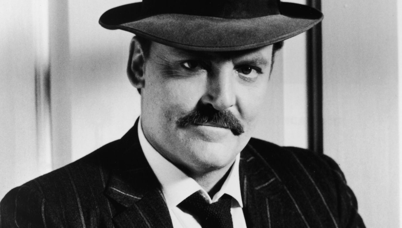 """Stacy Keach w filmie """"The Return of Mickey Spillane's Mike Hammer"""" 1986. Fot. Columbia Pictures Televsion/Courtesy of Getty Images"""