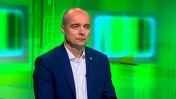(Michał Bobowiec fot. TVP3 Wrocław)