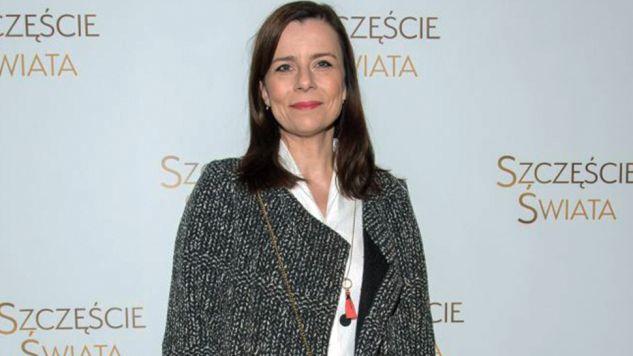Agata Kulesza (fot. mat. pras.)