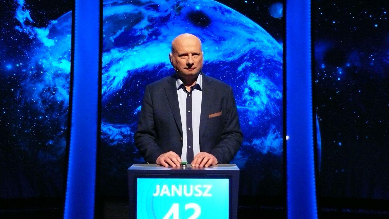 Zwycięzcą 9 odcinka 110 edycji został Pan Janusz Heller