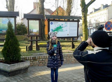 Dzieci reporterami - Sandra Zasada z Witnicy