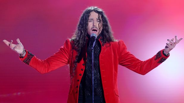 "Finał: Michał Szpak – ""Color Of Your Life"""