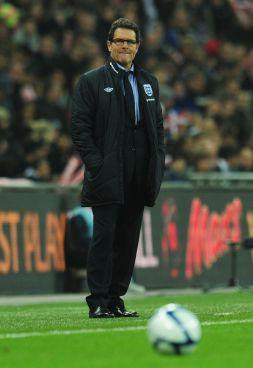 Capello zrezygnował z prowadzenia Anglików na Euro
