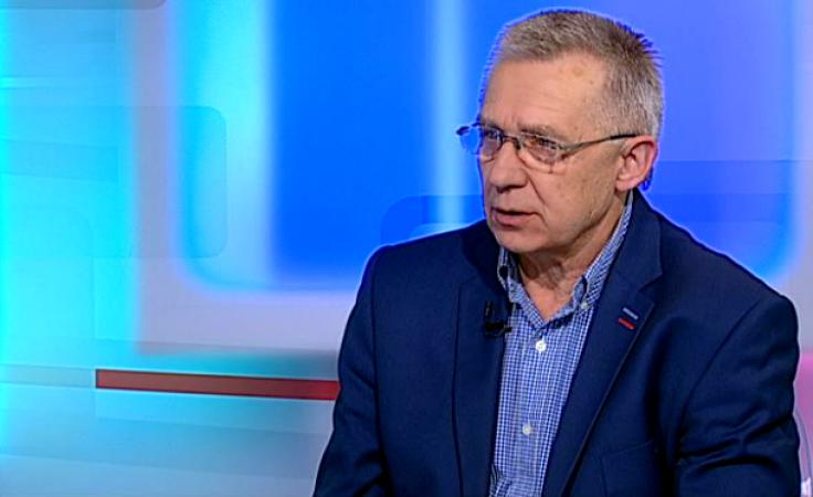 Romuald Szukiełowicz (fot. TVP3 Wrocław)