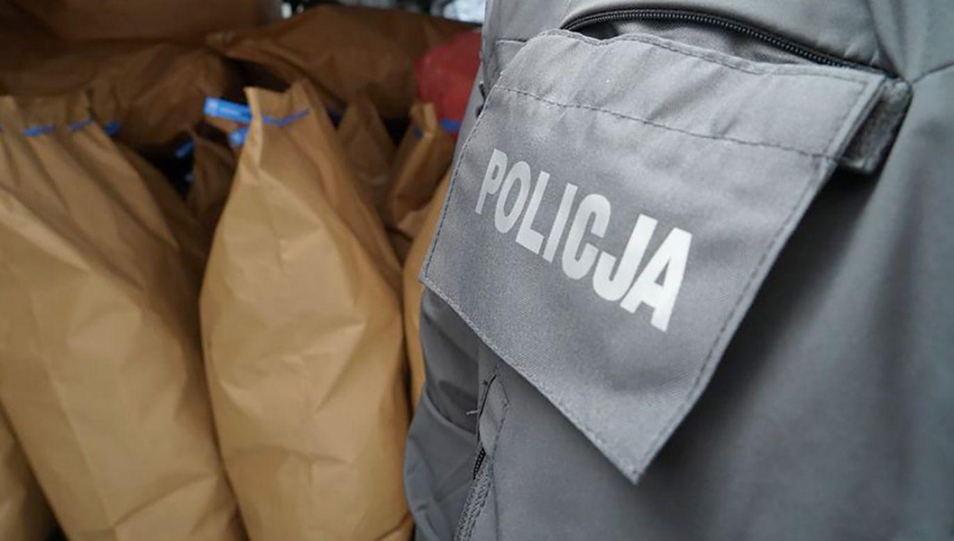 To jeden z większych transportów narkotyków, który miał trafic na Pomorze (fot. policja.gov.pl)