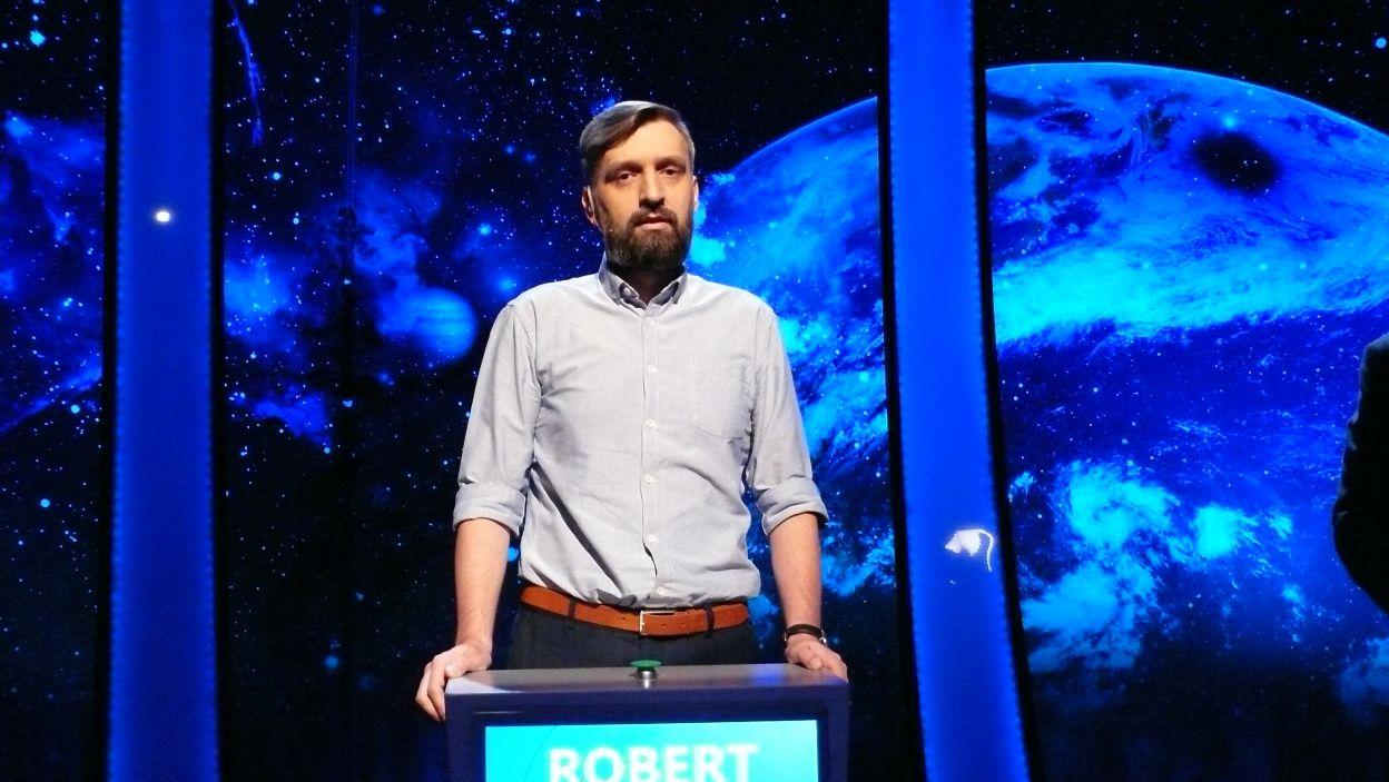 Zwycięzcą 11 odcinka został Pan Robert Zieliński