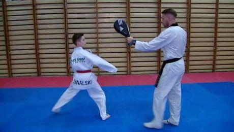 Uwaga! talent: 12-letni taekwondoka z Olsztyna