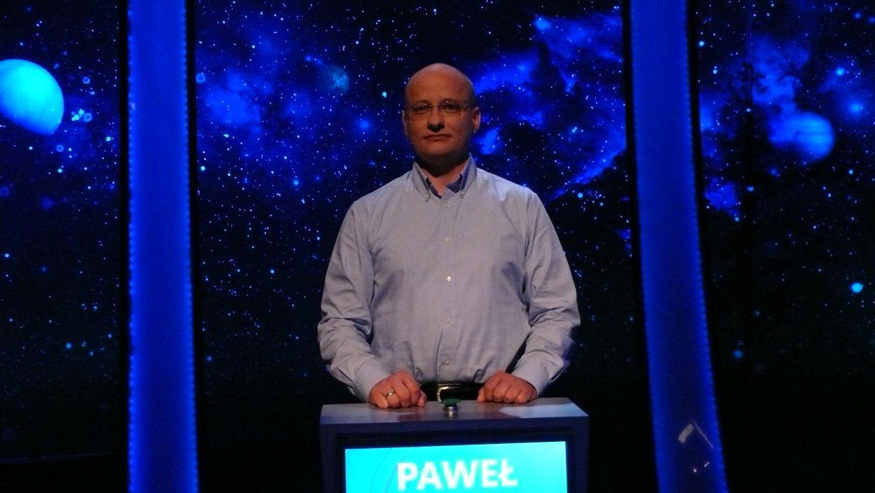 Paweł Ceremus został zwycięzcą 17 odcinka 107 edycji