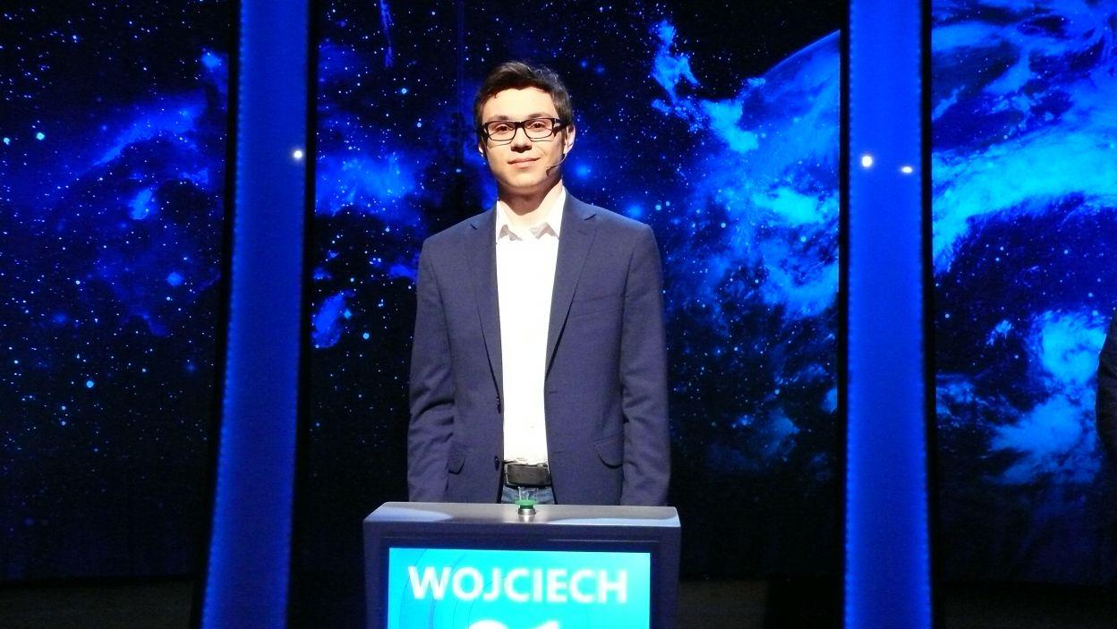 Wojciech Lipiński - zwycięzca 5 odcinka 106 edycji