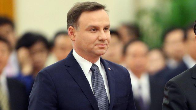 """""""To rozgrywka polityczna, którą zaczęła PO"""". Duda o nocnej decyzji Sejmu"""