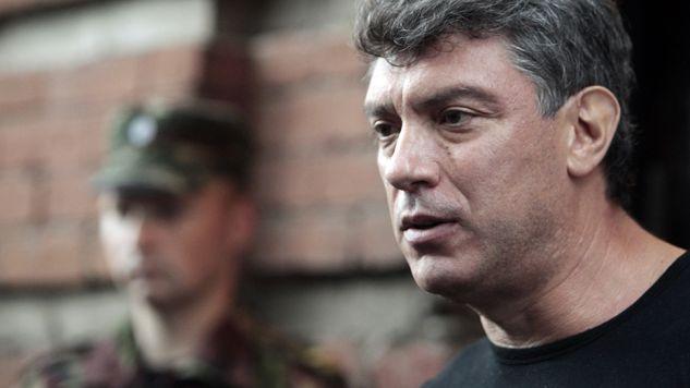 Borys Niemcow zginął w 2015 roku (fot. REUTERS/Sergei Karpukhin)