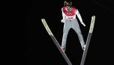 Pjongczang, skoki narciarskie, 2. seria: skok Andreasa Wellingera