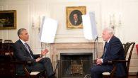 David Attenborough Meets President Obama (fot. TVP)