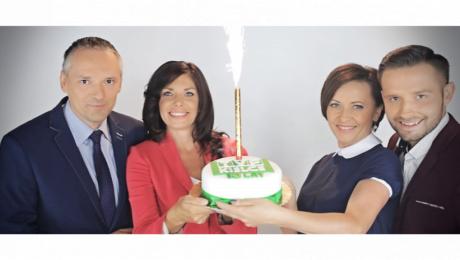 10 lat TVP Kielce