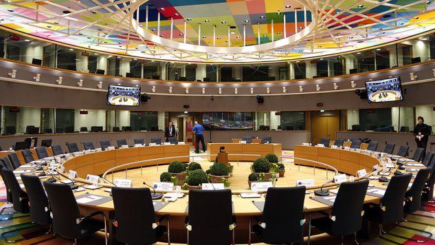 Obrady szczytu UE w Brukseli (fot. Reuters/Francois Lenoir)