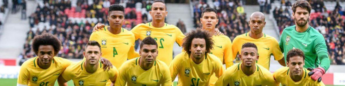 Mundial 2018: Serbia - Brazylia