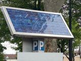 Odnawialne źródła energii na ulicy