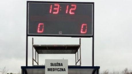 Cyfrowa nowinka na stadionie trzecioligowca