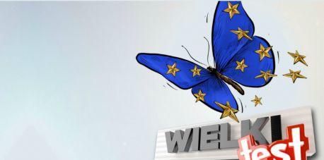 """Rozwiąż """"Wielki Test o Europie"""""""