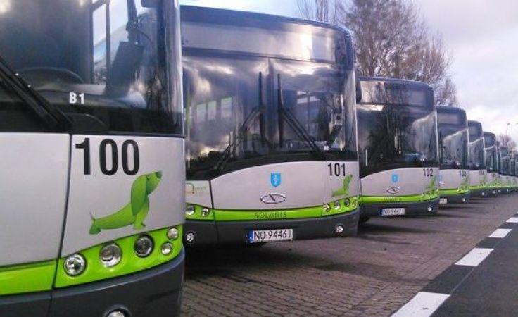Radni przystali na proponowaną zmianę stawek za przejazdy transportem miejskim