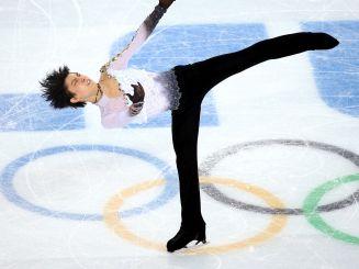 Złoty medal dla Hanyu