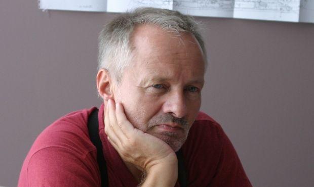 Metyl, czyli aspirant Mirosław Saniewski    (fot. J. Reńska)