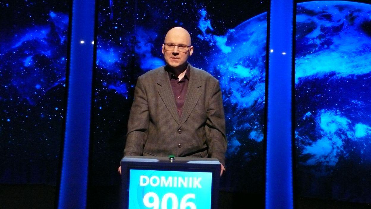 Diminik Rauer - zwycięzca Wielkiego Finału 106 edycji