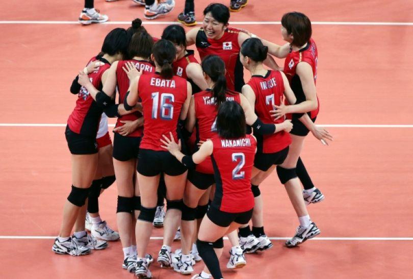 Japonki zdobyły pierwszy medal olimpijski w siatkówce od 28 lat (fot. Getty Images)