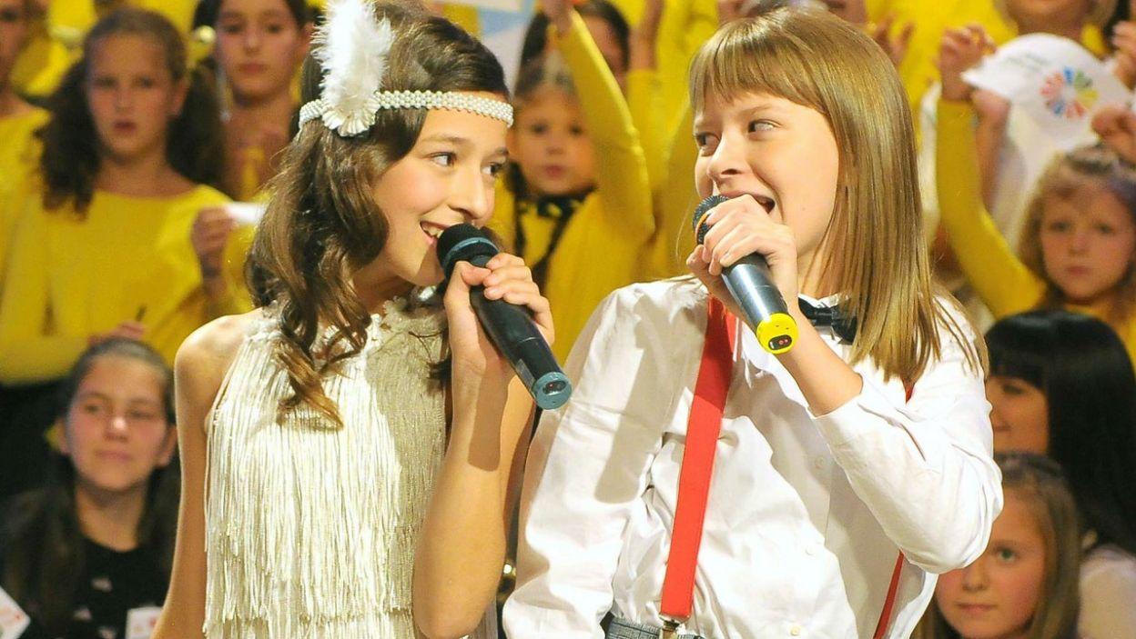 Irina Brodić i Jana Paunović – serbski duet wie jak zrobić widowisko (Fot. Facebook/Junior Eurovision Song Contest)