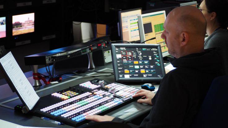 Dział Produkcji Telewizyjnej