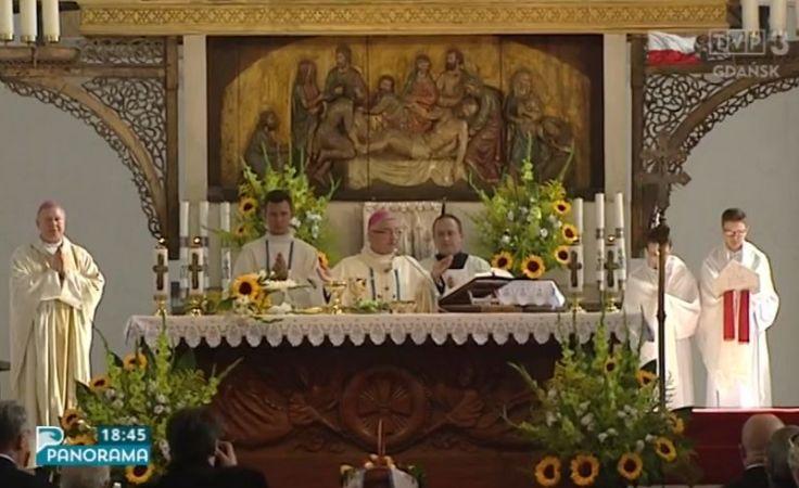 Msza za Ojczyznę w święto maryjne