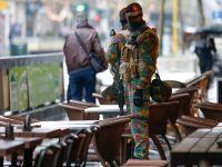 Belgia traci przez terroryzm. Pracownicy brali wolne, opustoszały restauracje i lotniska